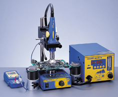 photo: HAKKO SMD-BGA Repair System