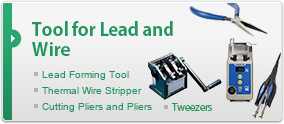 Tool for Lead and Wire