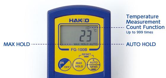 nhiệt kế FG-100B