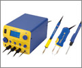 An example of setup using HAKKO FM-206