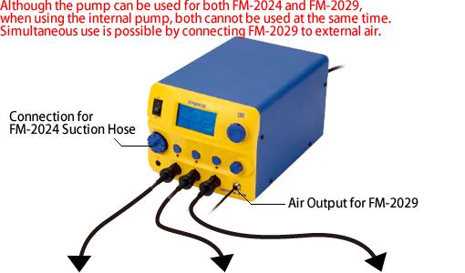 HAKKO Micro soldering iron FM-2032 from JAPAN