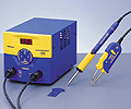 An example of setup using HAKKO FM-203