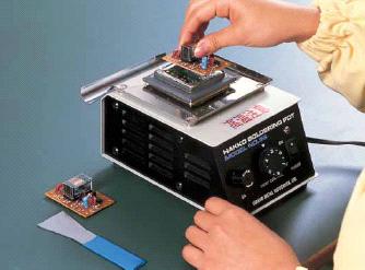 solder bath machine