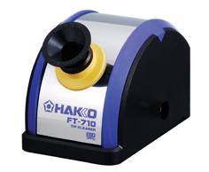 回転式コテ先クリーナー(レセプタクルA付) FT710-01 白光(HAKKO) アイリスDASH!ペーパー