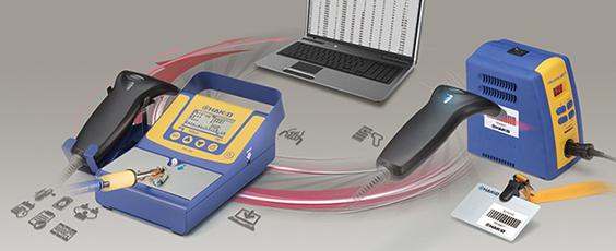 提出改进和节省温度控制过程以测量,记录和存储烙铁头温度的建议,以支持提高制造质量