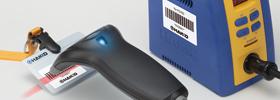 扫描烙铁ID和操作员ID以消除错误并节省劳力