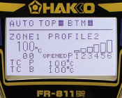 HAKKO:BGA返修系統(FR-811)