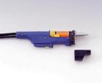 (1)拆下噴嘴拆卸器。