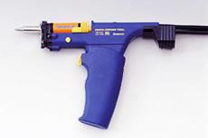 可以使用槍式/直型兩種方式,槍夾附件/拆卸。